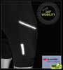 All Day Cycling Shorts with Reflective