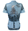 Lady Rider Empress Jersey Back View