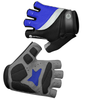 Lightweight and Breathable Gel Gloves Royal Blue