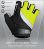 Aero Tech Lightweight and Breathable Gel Gloves Detail
