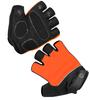 Aero Tech Orange Cycling Gloves Icon
