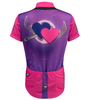 Flying Hearts Youth Jersey Back