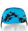 brim can be up or down on this cycling cap