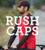 steve in red cycling cap