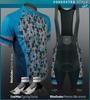Sprint Jersey and Peloton Bib-Short Bike Dude Kit