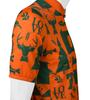 Commonwealth Crusher in Orange Sleeve Detail