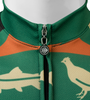 Commonwealth Crusher in Green Collar Detail