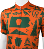 Commonwealth Crusher in Orange Top Front Detail