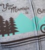 Your Mountain is Calling Graphic Detail