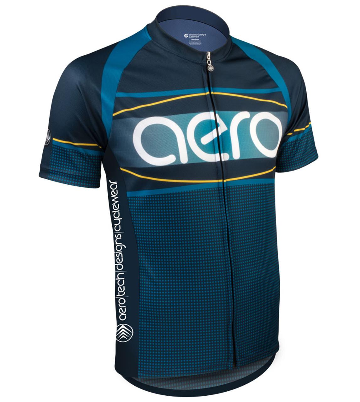 Aero Tech Designs Custom Cycling Jersey Peloton Fit c5c309d33