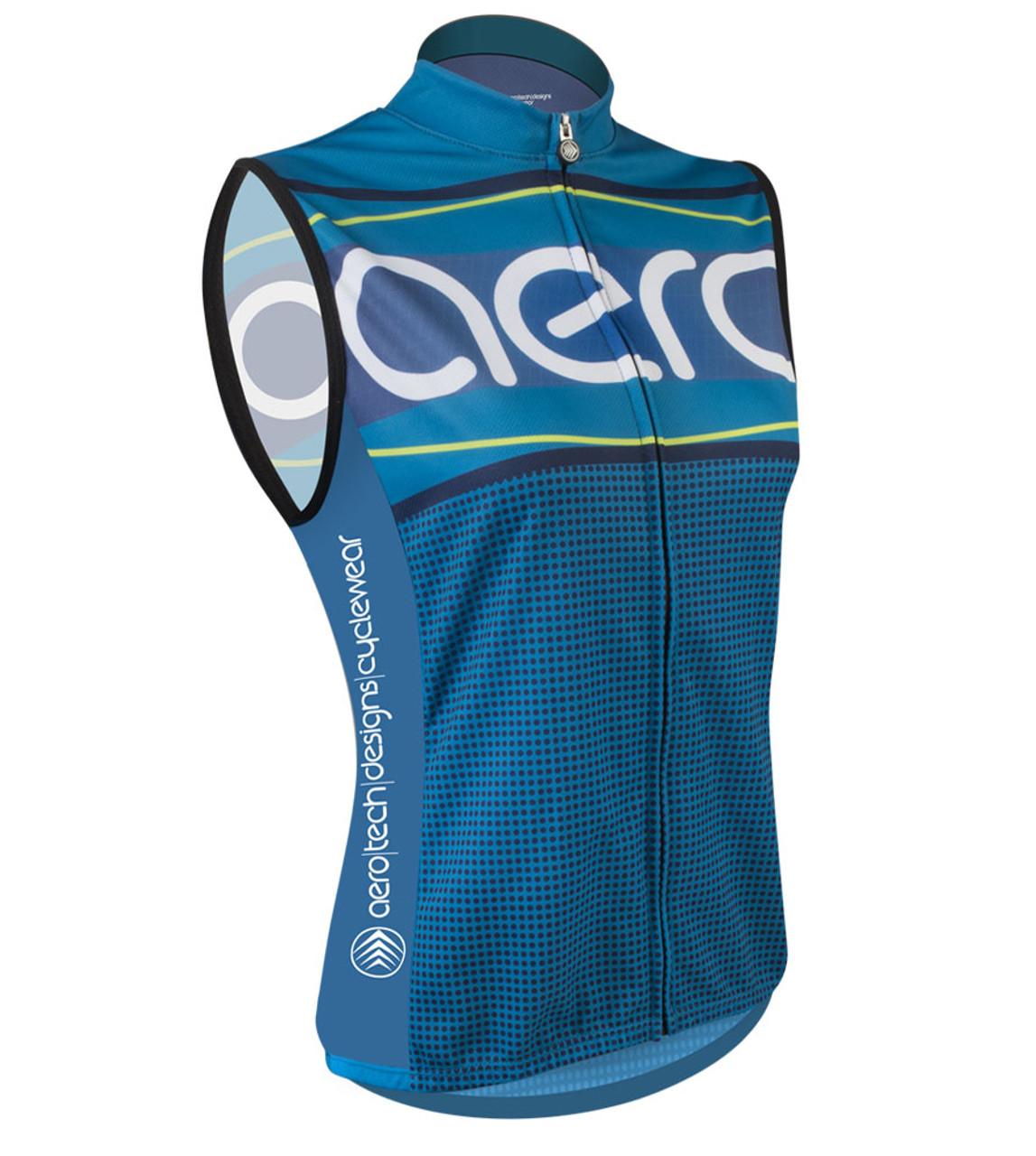 Aero Tech Designs Mens Better Together Cycling Bike Jersey Biking Top USA Made