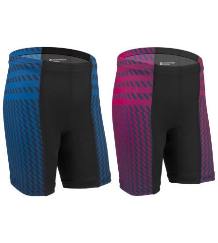 Aero Tech Youth Shorts - Power Tread - PADDED Bike Shorts d7fa13680