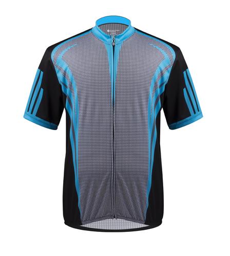 Aero Tech BIG Men s Sprint Jersey - Aslan - Sublimated Cycling Shirt a3fd1f960