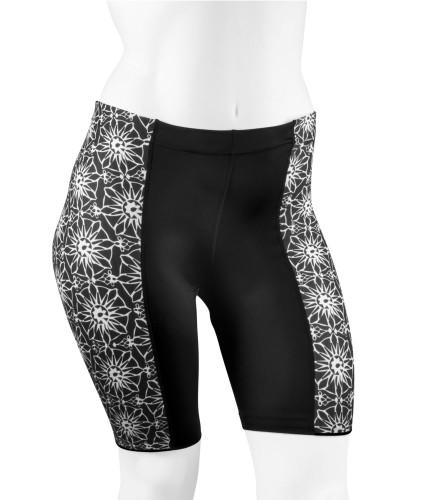 b5608e6df Aero Tech PLUS SIZE Women s Gina Cycling Short - Pizelle Print