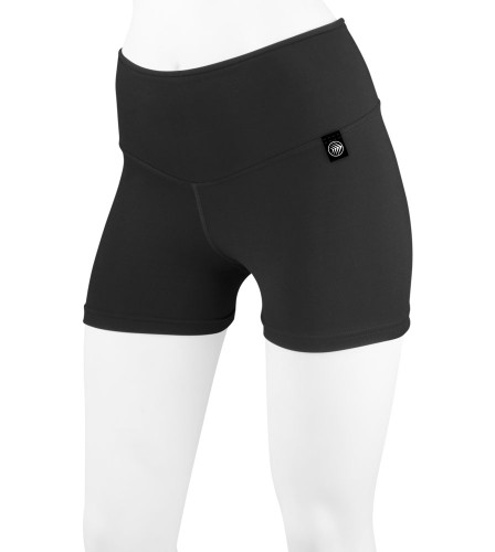 Aero Tech Women s FIT 3 Inch Thrive Supplex UNPADDED Compression Booty  Shorts 6cd558eef6