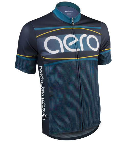 Aero Tech Designs Custom Cycling Jersey Sprint Fit