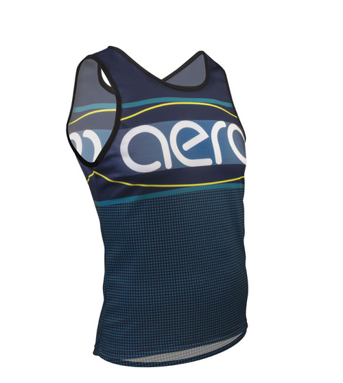 Aero Tech Designs Custom | Rush Running Singlet