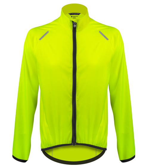 9bb33b2b5 Big Sizes and Tall Men's Cycling Jackets, Windbreakers, and Coats