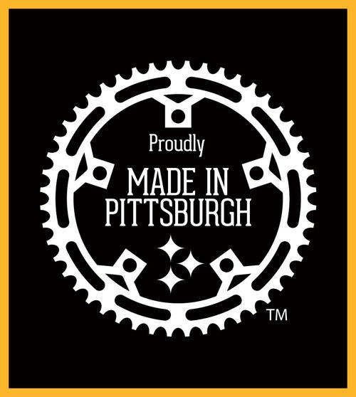 45807735e ... Aero Tech Fitness Long Sleeve Jersey - Pittsburgh Theme - Long Sleeve  Bike Jersey - Made ...