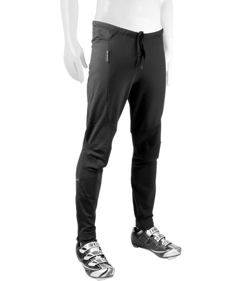 Softshell Pants for Cold Weather AERO|TECH|DESIGNS Mens Thermal Windstopper Tights