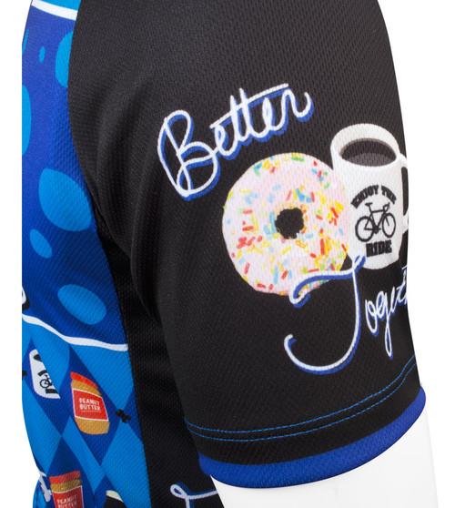 d041fc34a ... Aero Tech Sprint Jersey - Better Together - Tandem Cycling Jersey ...