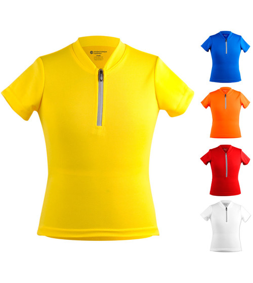 2f31d7d6975 Child Cycling Jerseys - Youth bicycle clothing - Child biking tops