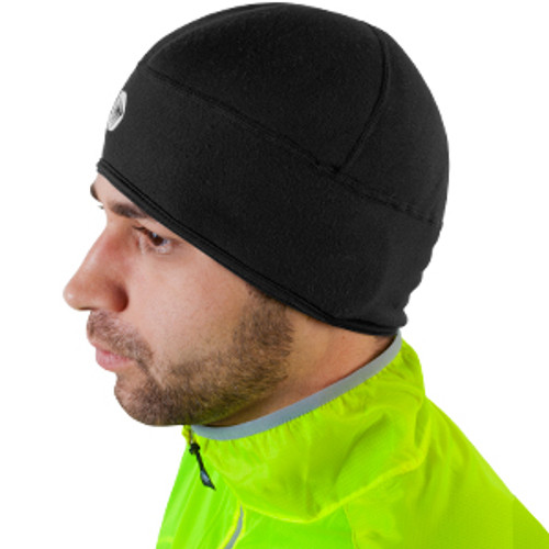 Aero Tech Cold Weather Cap - Stretch Fleece Helmet Liner