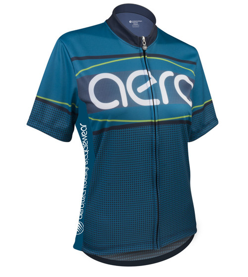 Aero Tech Designs Custom Cycling Jersey Women's Empress Fit