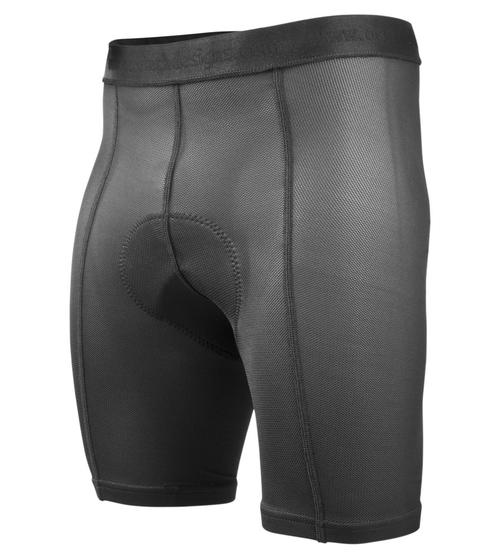 e93e86e1165 Aero Tech BIG Men's PADDED Bicycle Touring Underwear Front View