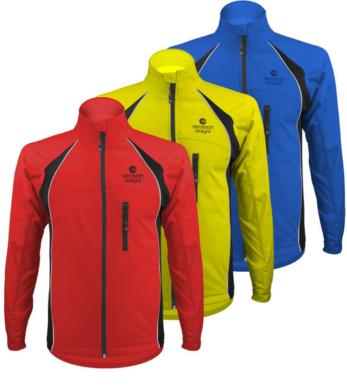 Aero Tech TALL Men s Thermal Softshell Jacket - Windproof and Breathable f829a5a73