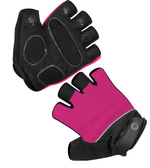 Aero Tech Pink Cycling Gloves Icon