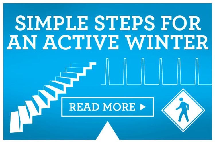 Simple Steps for an Active Winter