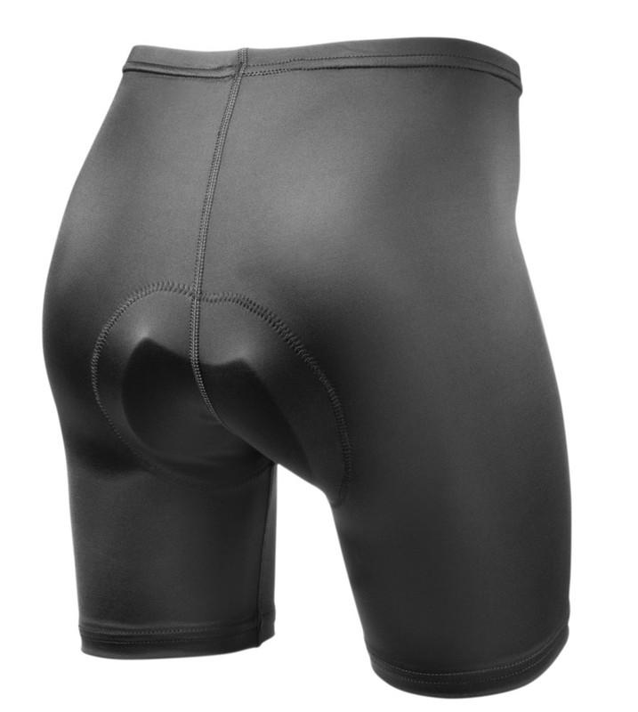 Grey, XL Wespornow Women-Cycling-Shorts-Padded-Bike-Shorts