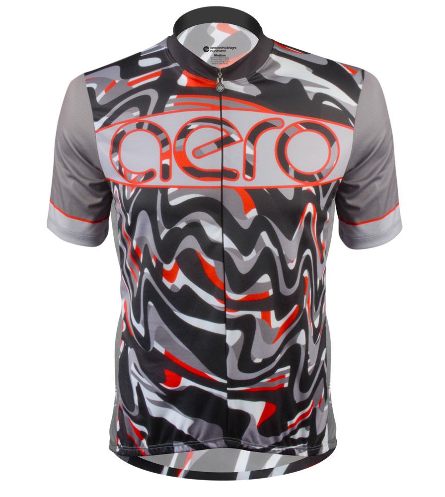 Men s Vertigo Designer Cycle Jersey 01bd81082