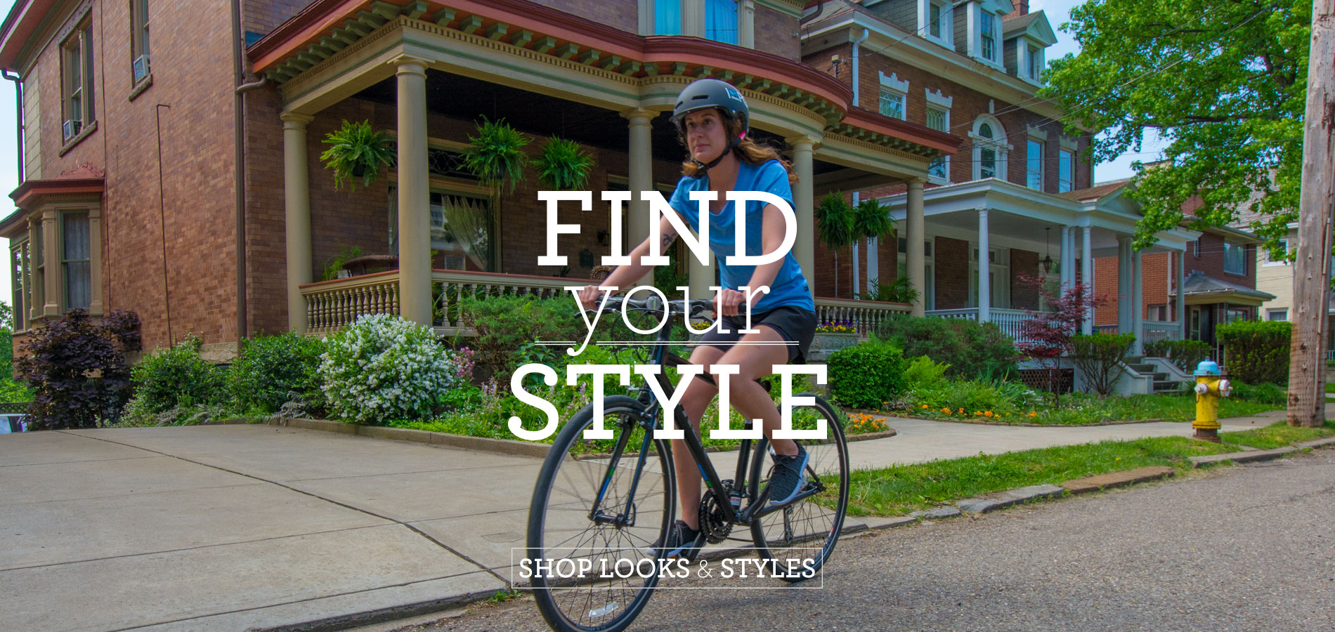 find your cycling apparel