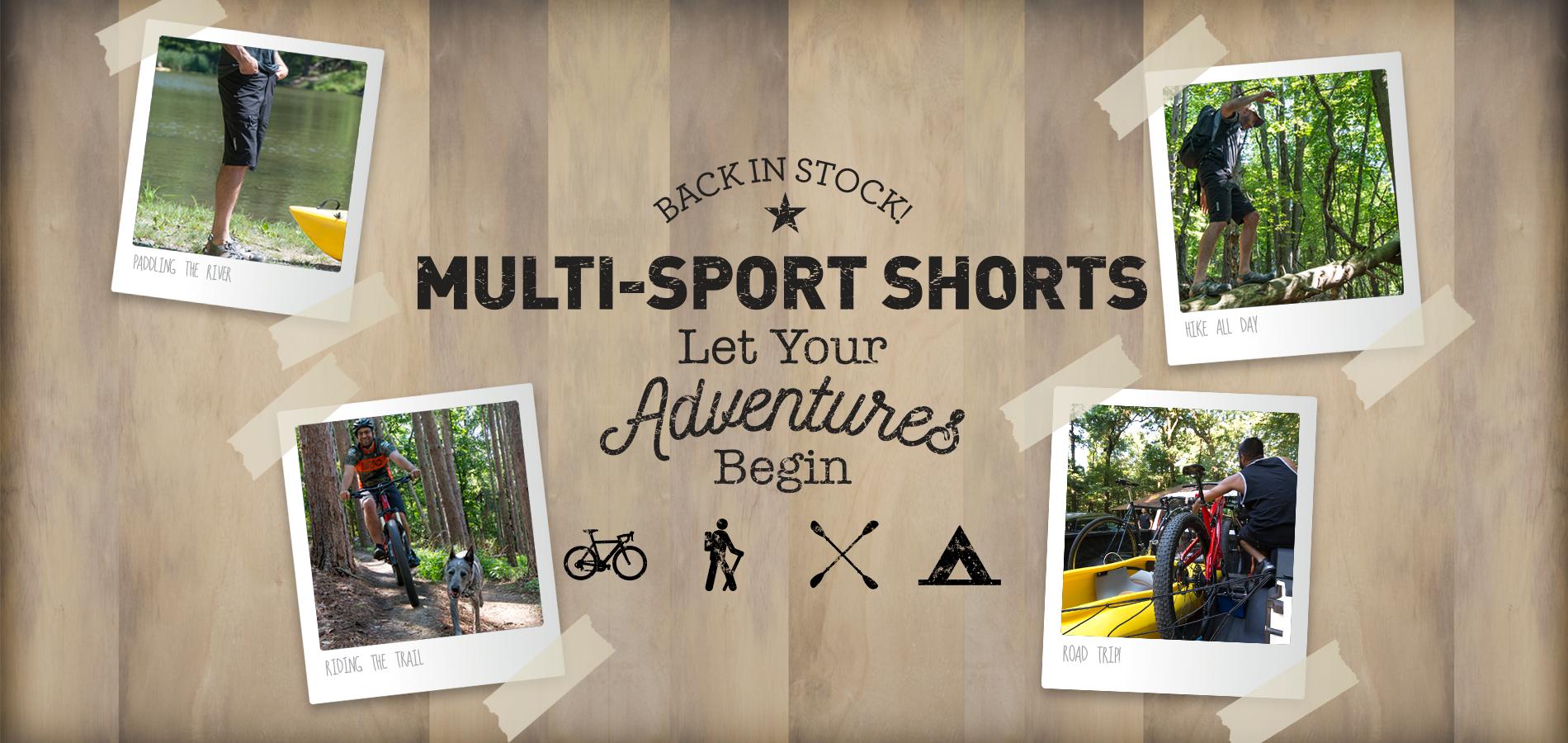 Multi Sport Shorts