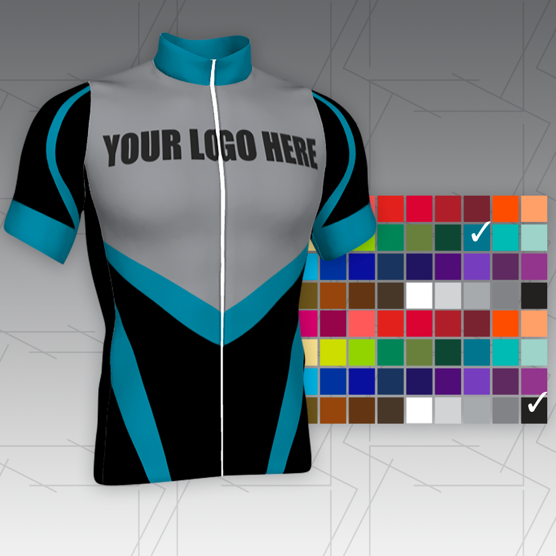 customize your cycling jersey