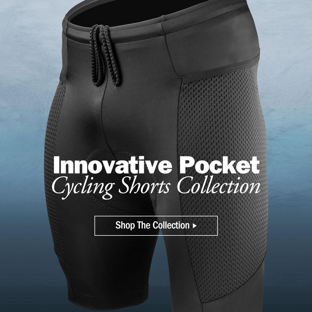 innovative bike shorts