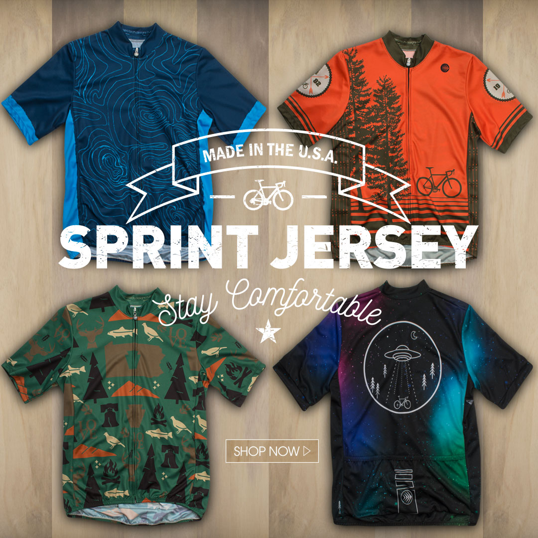 Sprint Cycling Jersey