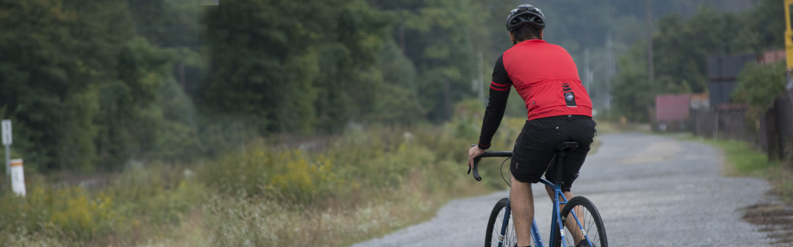 Big Man's Cycling Apparel and Gear