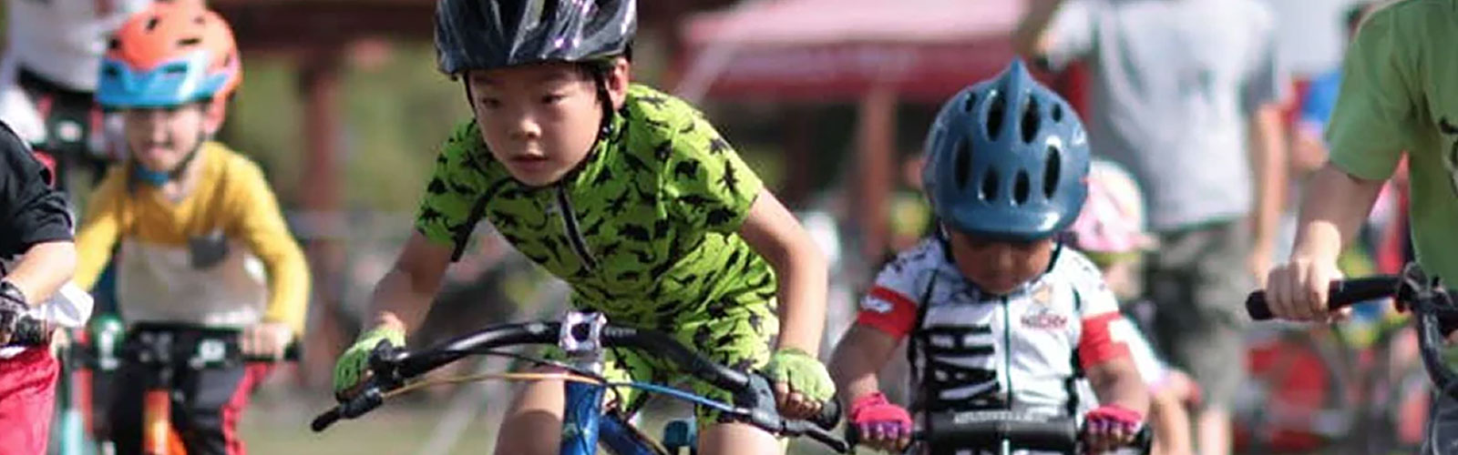 Children's Youth Size Cycling Apparel and Gear