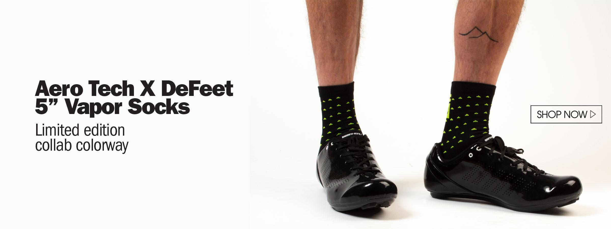 atd x defeet cycling socks