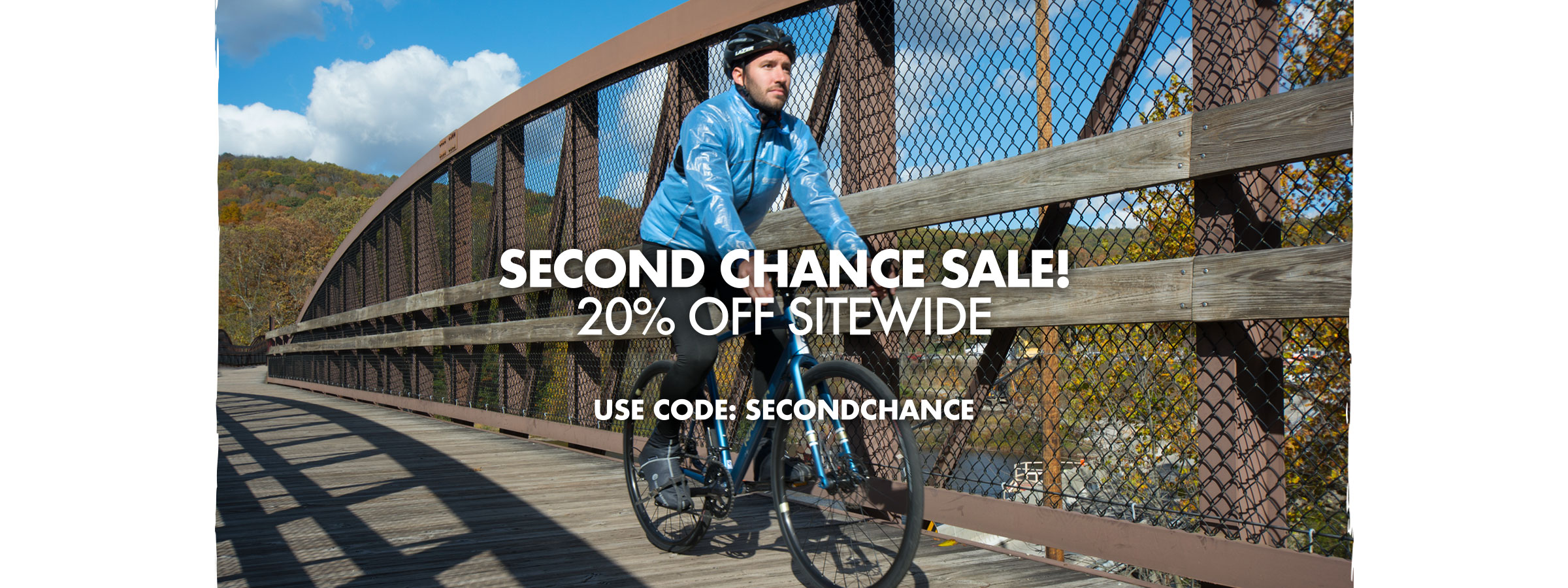 second chance sale