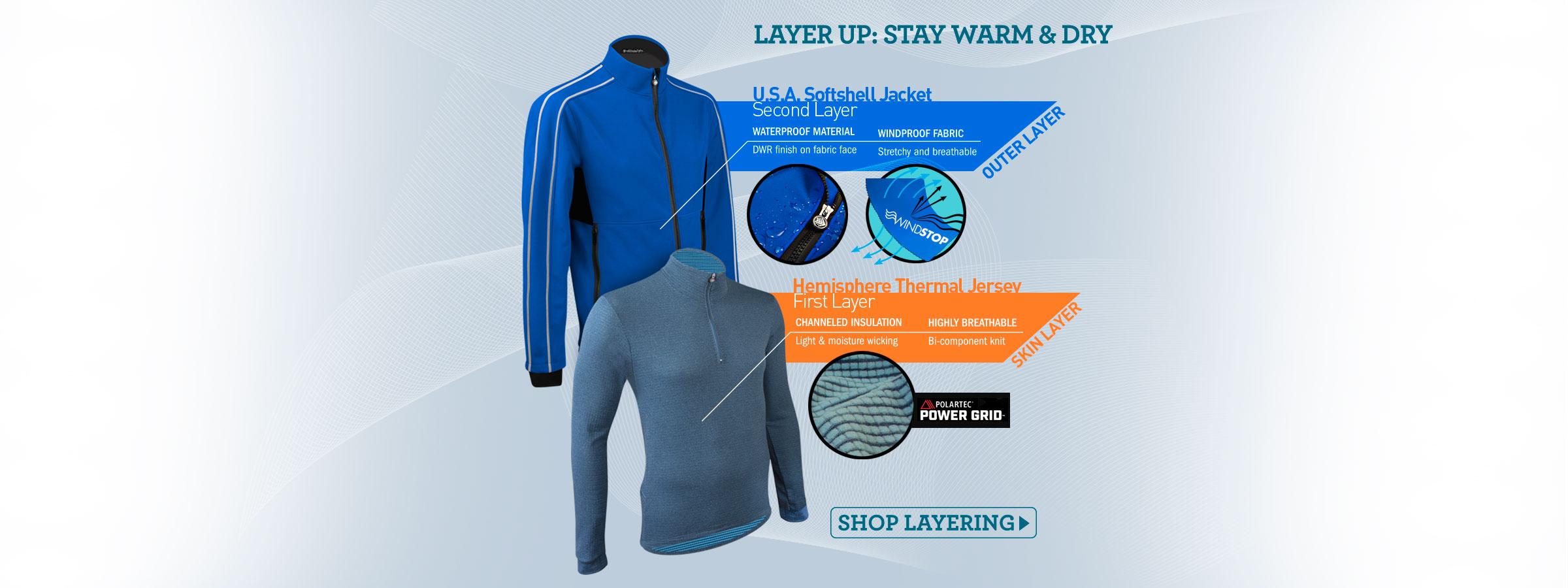 fall cycling apparel essentials