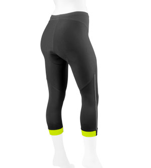 Women's Victoria Cycling Padded Capris