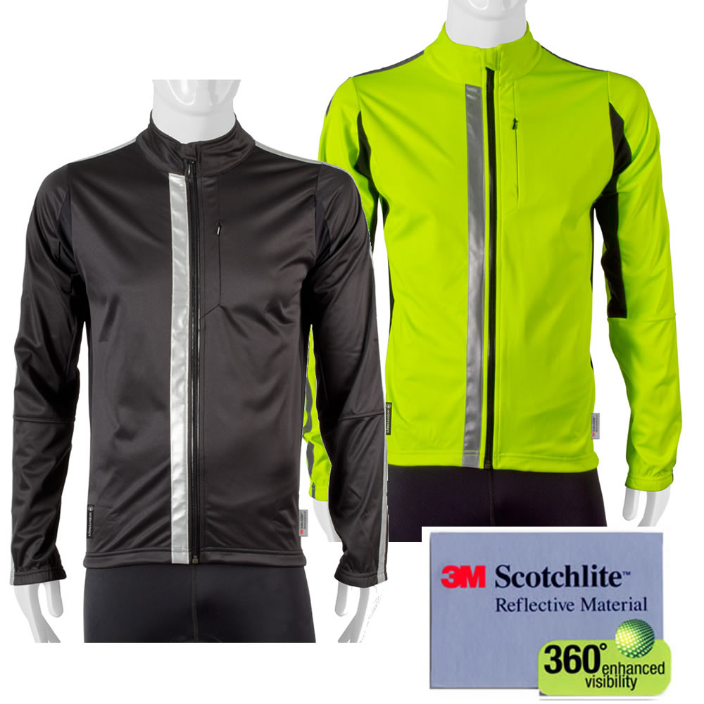 aero tech reflective jacket