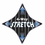 4- way stretch