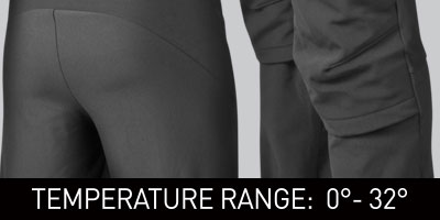 Heavy Weight Cold Weathery Thermal Cycling Tights and Pants Men