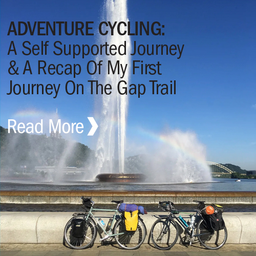 Adventure Cycling What We Learned