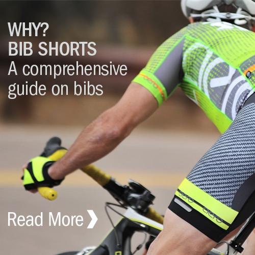 Why Wear Bib Shorts